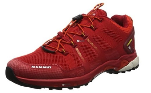 猛犸象T Aegility Low徒步鞋:3D编织技术透气舒适,科技中底贴合缓冲