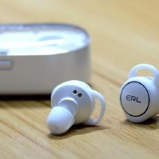 ERL2.0蓝牙耳机体验,入耳舒适无线降噪