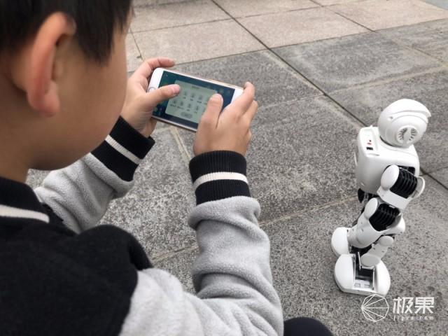 优必选AlphaEbot机器人