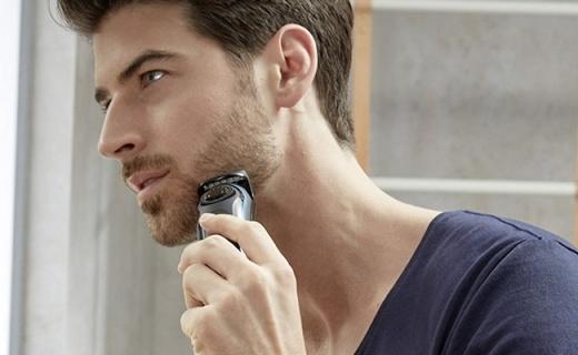 博朗胡须鬓角修剪器:打造完美的胡须,简单快速精确