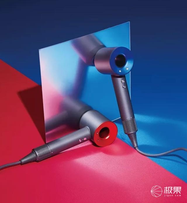 戴森(Dyson)HD01戴森(Dyson)吹风机Supersonic红色电吹风