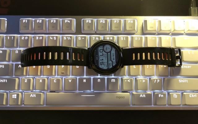 AMAZFIT 智能运动手表 ,主打性价比的运动检测手表