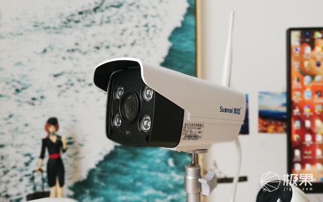 看家护院一套搞定,索迈摄像机体验