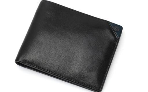 新秀丽Y-CITIZEN男士横款钱夹:小身材大容量,牛皮打造更有质感