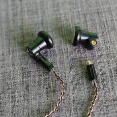 可DIY的耳机,随心换线很方便,BGVP DX3S平头耳机测评