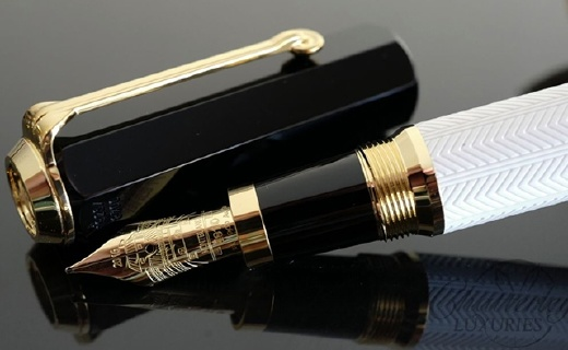万宝龙大文豪系列新钢笔,向莎士比亚致敬