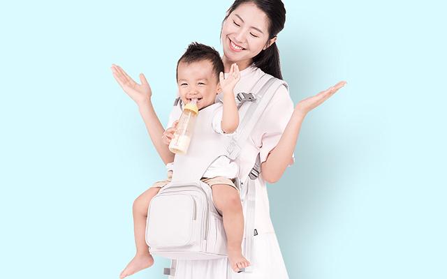GeekPaPa 多功能一体式婴儿包