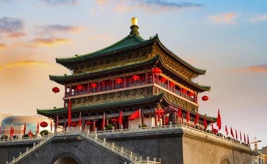 同程旅游北京-西安5日4晚自由行:市内4晚酒店,包含往返机票