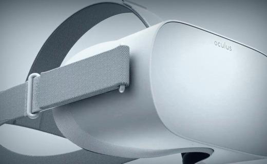 Facebook将推Oculus Go独立头显,无需连接手机电脑