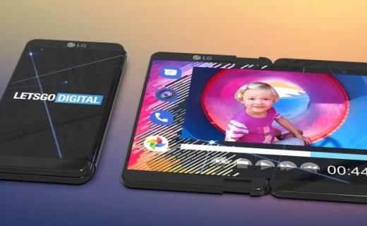 LG可折疊手機再曝光!移動設備三合一,今年能上市嗎?