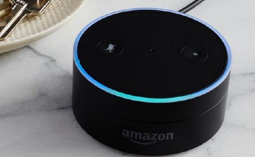 亞馬遜智能語音控制器,嘈雜環境輕松分辨指令