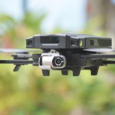 飞行新手也能拍出航拍大片,普宙GDU O2无人机体验