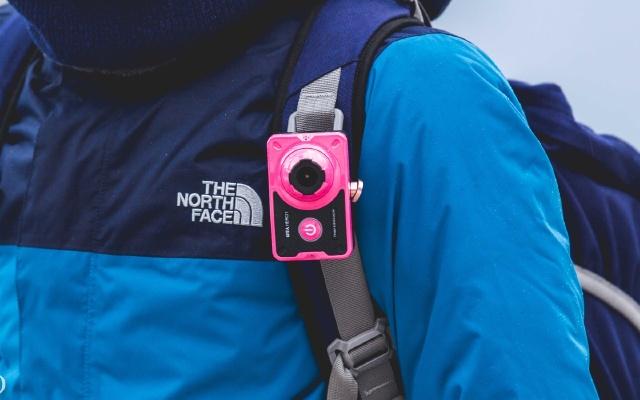 夜行人Hero1便携式夜拍相机与安全护卫同行