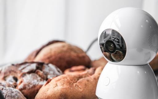 米家小白智能摄像机,颜值高画质清晰易操作 | 视频