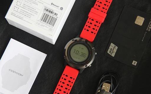 GPS运动手表 续航35天 支持检测血压、血氧 你信吗?