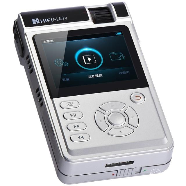 头领科技(Hifiman)HM650便携HiFi播放器