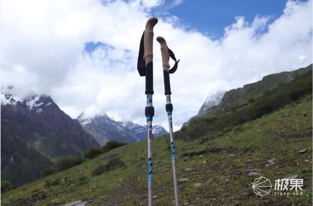 轻便收纳易携带,越野路上更省力,SWIXSONICXAT系列手杖体验