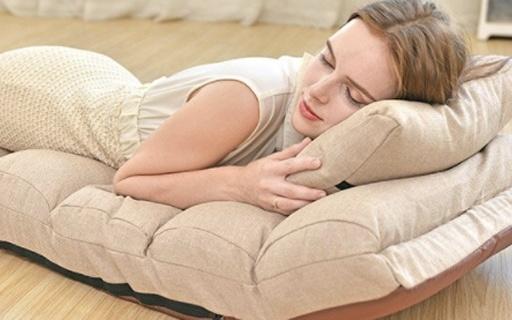 乐昂懒人沙发:舒适高弹超柔软,坚固耐用滚沙发都可以
