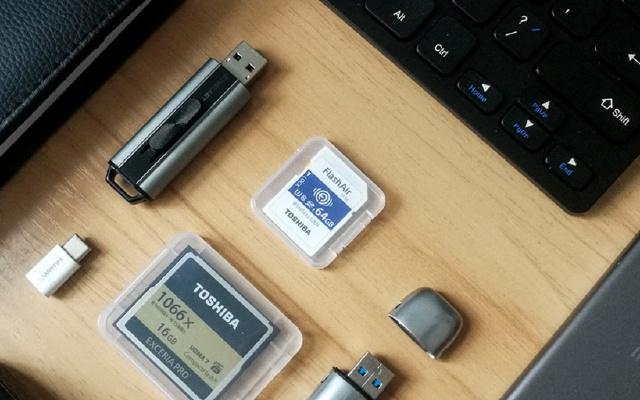 小小SD存储卡能量爆棚,无线传输很方便,东芝FlashAir体验