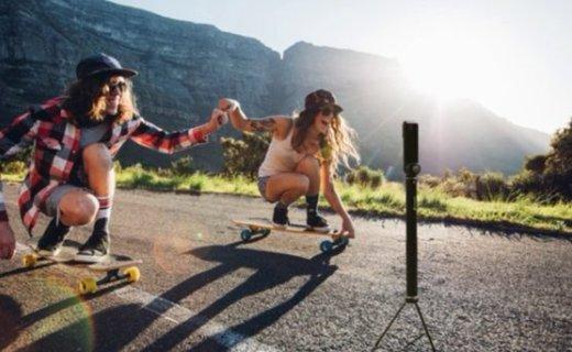Insta360Nano S全景相机:4K超高清拍摄,可全景视频通话