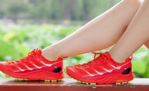 凯乐石低帮跑山鞋体验,运动跑鞋之大长腿的秘密