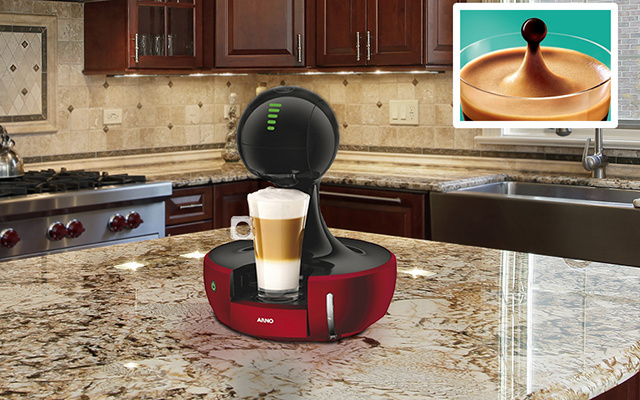 KrupsNescafeDolceGustoDrop水滴胶囊咖啡机