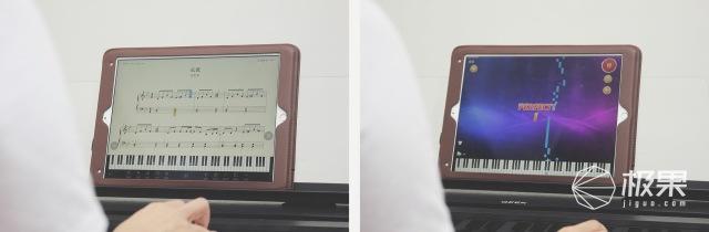 智能钢琴「新秀」,圆了小白指尖上的钢琴梦,GEEKK2上手体验