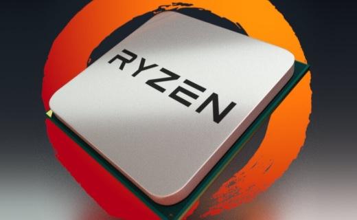 最新第二代Ryzen处理器:性能强大,4Hz主频!