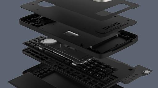 老兵不死:Livermorium 即將推出側滑全鍵安卓機