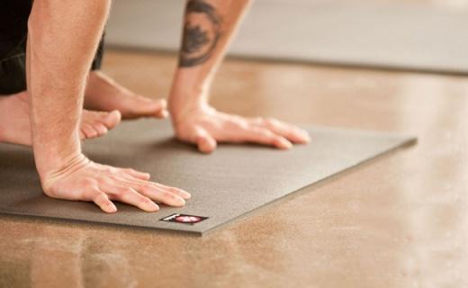 青蛙PRO71瑜伽垫:180cm厚度6mm,高效回弹防滑底纹使用安全