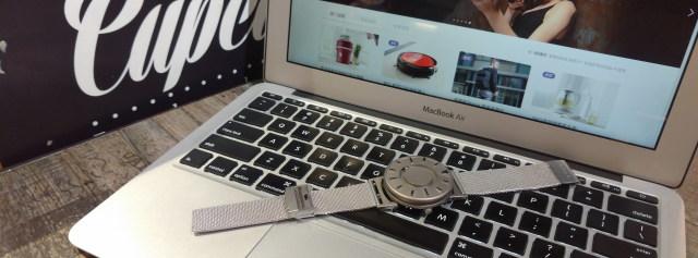 EONE触觉磁力腕表让我重新认知时尚,还触摸到了时间