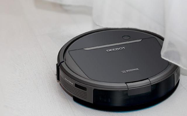 自动规划路径,扫拖一体,家居清洁好帮手 — 科沃斯DD35扫地机器人测评