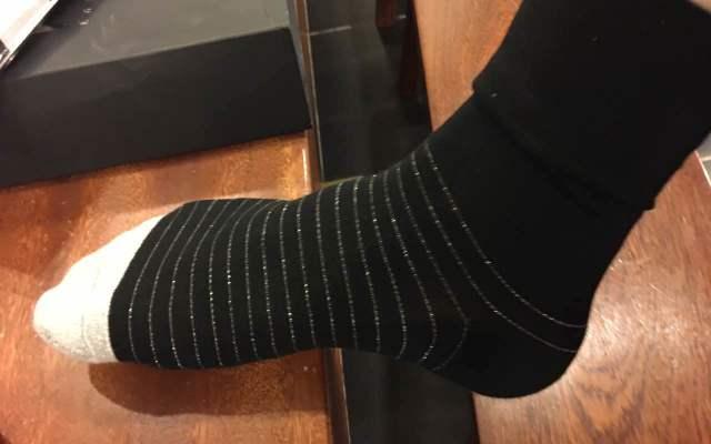 质量惊人可以做传家宝的防臭袜