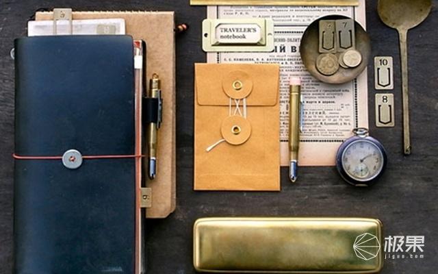 MIDORI黄铜可替换铅笔