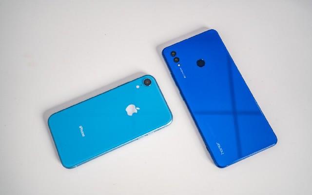 超級夜景到底香不香,榮耀NOTE10與iPhone XR對比