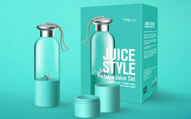 汁 · 道  多功能鲜榨果汁杯套装