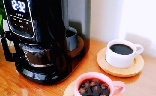 现磨咖啡简单制作,小白也能轻松上手,东菱咖啡机体验