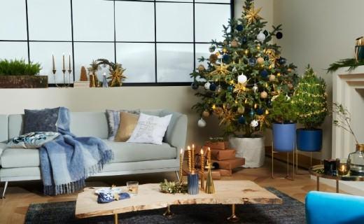 Zara Home圣诞系列上线,一如既往地温馨精致