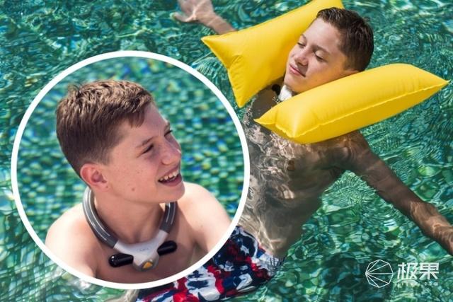 PLOOTA智能游泳项圈