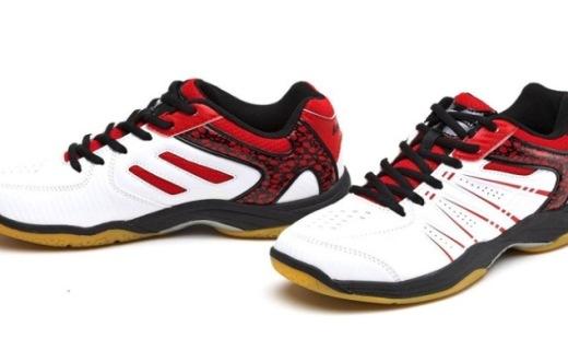 川崎 K-063羽毛球鞋:性价比入门级款式,轻质缓震脚感好