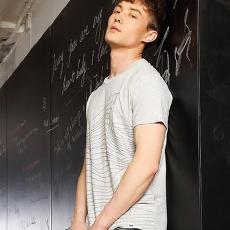 Lee 17年时尚  短袖T恤