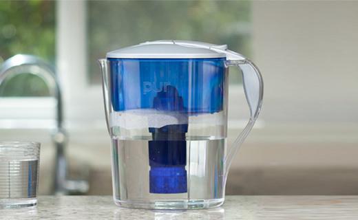 PUR PPT710WV1滤水壶:去除超过20种污染物,滤芯寿命2个月