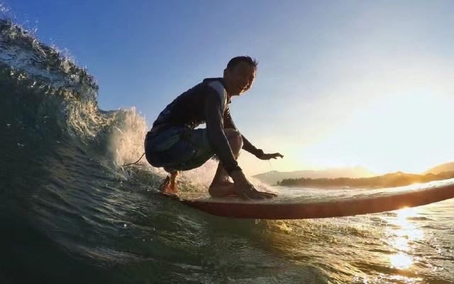 够稳够防水!用GoPro HERO 6拍出冲浪大片