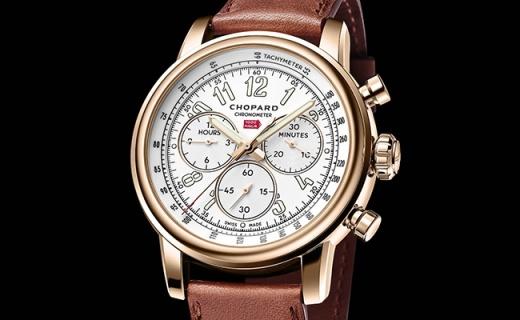 法拉利出道的比赛90岁啦!萧邦贺寿腕表,2大瑞士机芯技术加持
