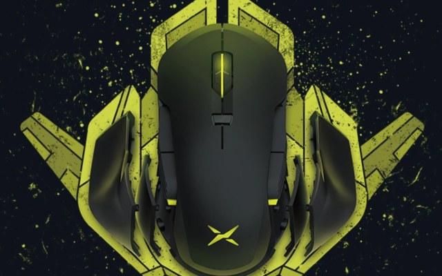 多彩(DELUX)M627游戲鼠標