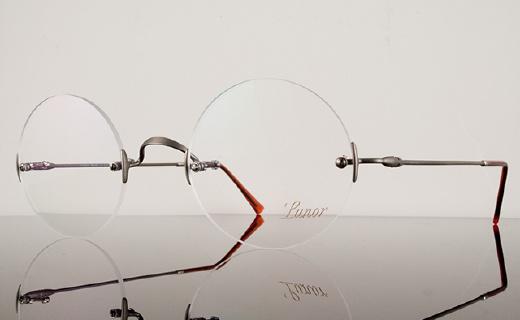 乔布斯最爱的眼镜,纯手工制作复古精致