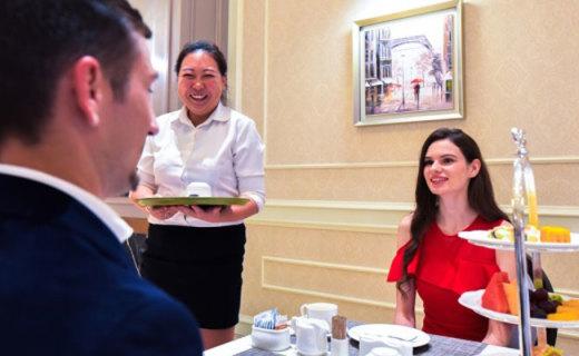 当法国爱丽舍宫邂逅魔都,全球排名第8的酒店开了家法式商旅