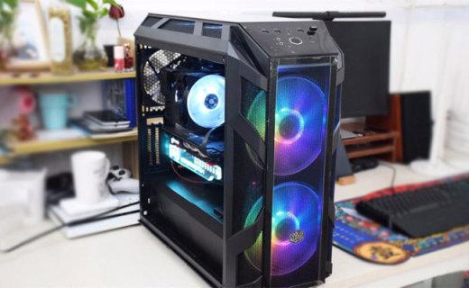 模块化,DIY机箱的奥义,酷冷至尊 H500M ARGB评测