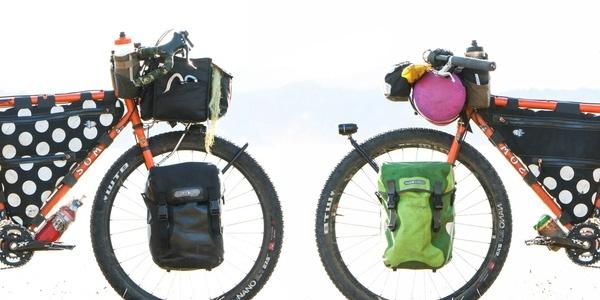 自组强悍旅行车,带老婆骑行5000km纵穿美利坚