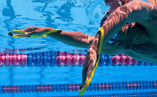 Finis Fulcrum Paddles前臂支架:训练巩固基本动作,初学游泳神器